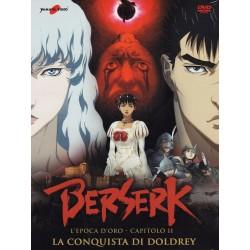 Berserk: L'epoca d'oro - Capitolo 2: La conquista di Doldrey - DVD