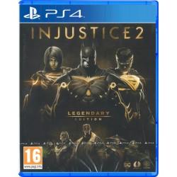 Injustice 2 (Legendary Edition) - PlayStation 4