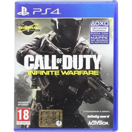 Call Of Duty (COD): Infinite Warfare (Standard Edition) - PlayStation 4