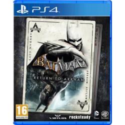 Batman - Return to Arkham - PlayStation 4