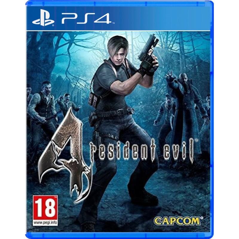 Resident Evil 4 (Ed. Standard) - PlayStation 4