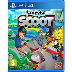 Crayola Scoot - PlayStation 4