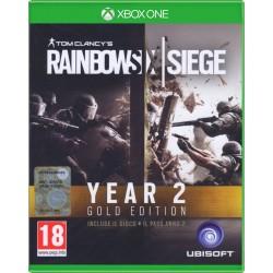 Tom Clancy's Rainbow Six Siege - Year 2 (Gold Edition) - XBOX One