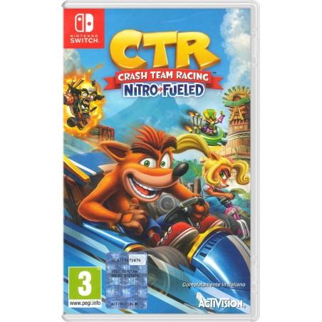 CTR: Crash™ Team Racing Nitro-Fueled - Nintendo Switch