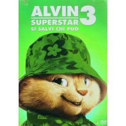 Alvin Superstar 3: Si salvi chi può (Ed. Funtastic) - DVD