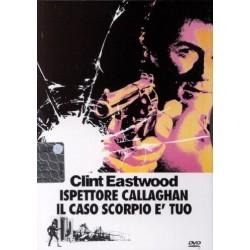 Ispettore Callaghan: Il caso Scorpio è tuo - DVD