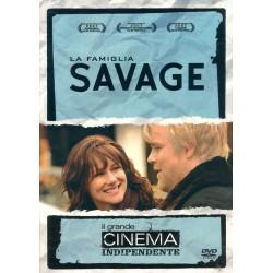 """La famiglia Savage (Collana """"Il grande cinema indipendente"""") - DVD"""