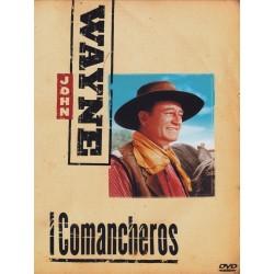 Jonh Wayne: I comancheros - DVD