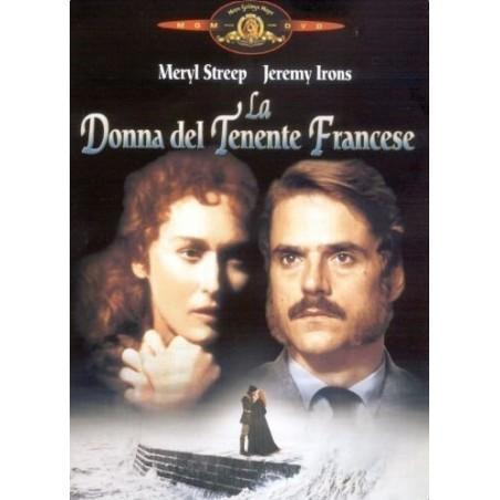 La donna del tenente francese - DVD