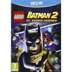 Lego Batman 2 - DC Super Heroes - Nintendo Wii U