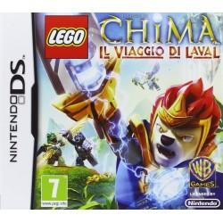 LEGO Chima - Il Viaggio di Laval - Nintendo DS