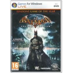 Batman: Arkham Asylum (Edizione Game Of The Year) - PC