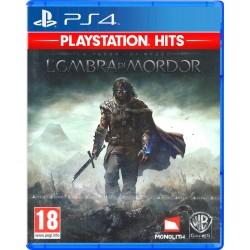 La Terra Di Mezzo: L'Ombra di Mordor [PlayStation Hits] - PlayStation 4