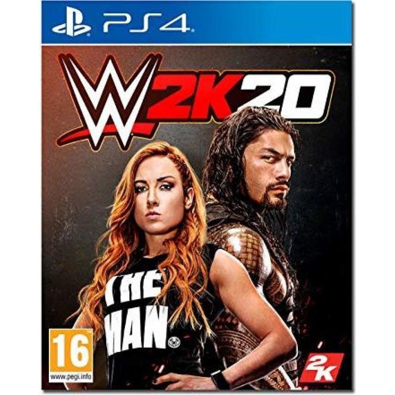 Wwe 2K20 - Playstation 4