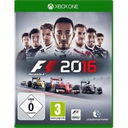 F1 2016 (Versione Import DE - Multilingua Presente ) - Xbox One