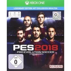 PES 2018 - Legendary Edition - Xbox One [Edizione: Germania]