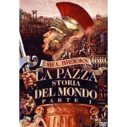 La Pazza Storia Del Mondo - DVD