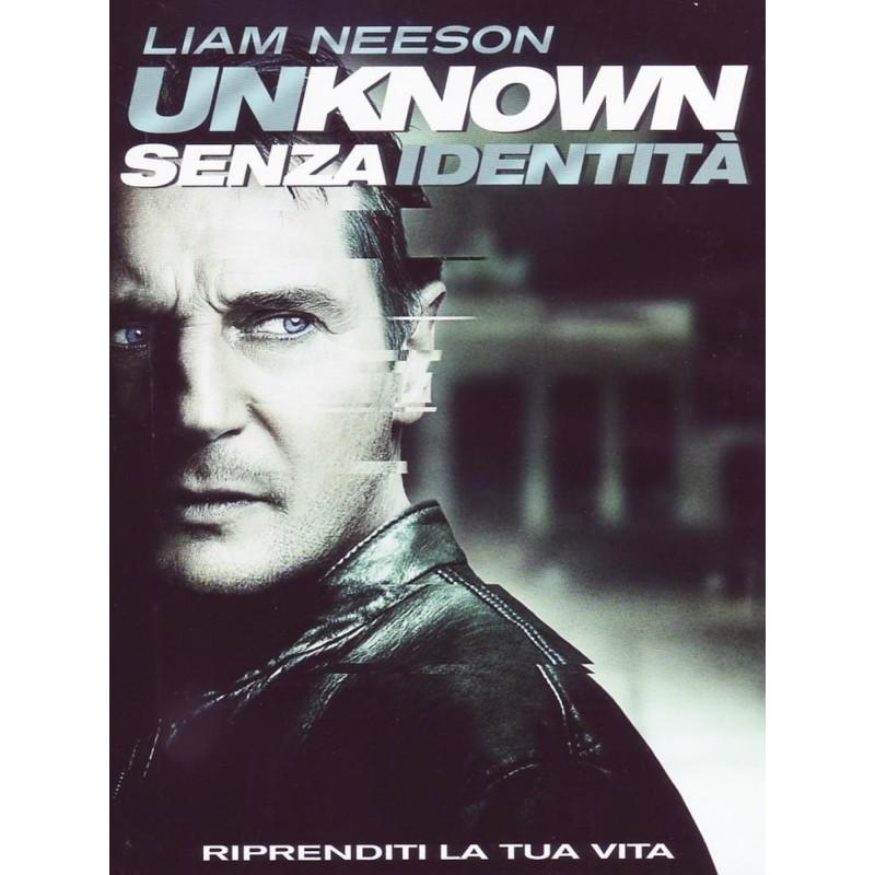 Unknown - Senza Identità - DVD