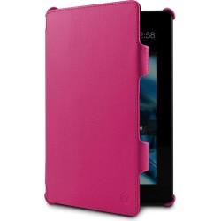 MarBlue Slim Hybrid Custodia Sottile Flip Cover con Supporto Verticale per Kindle Fire HDX 7 pollici, Rosa