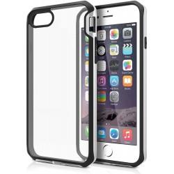 Custodia Itskins compatibile con iPhone 7 e 8 - Serie VENUM -  argento