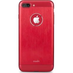 Moshi Custodia per iPhone 7 Plus Rosso