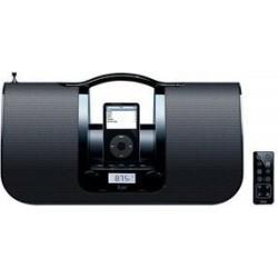 iLuv 2.0 Speaker System - 6 W RMS - Black nero per iPod