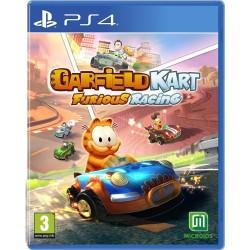 Garfield Kart Furious Racing - Playstation 4