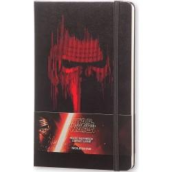 Moleskine Taccuino Star Wars in Edizione Limitata con Grafiche e Dettagli a Tema Kylo Ren